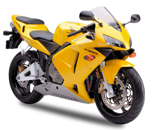 Honda CBR 600RR 2003 - 2004 HRC VERSION