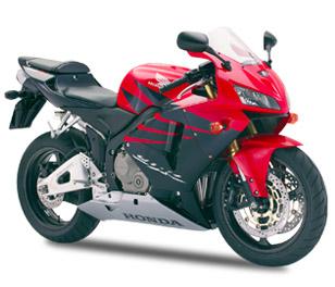 Honda CBR 600RR 2005 - 2006