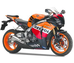 Honda CBR 1000RR 2008 - 2011