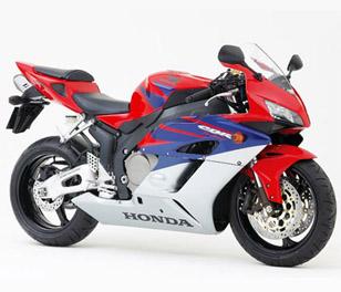 Honda CBR 1000RR 2004 - 2005