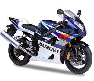 Suzuki GSX-R 1000 2003 - 2004