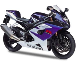 Suzuki GSX-R 1000 2005 - 2006