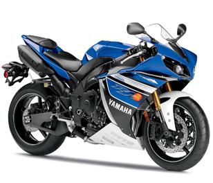 Yamaha R1 2012 - 2014