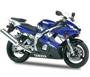 Yamaha R6 1998 - 2002