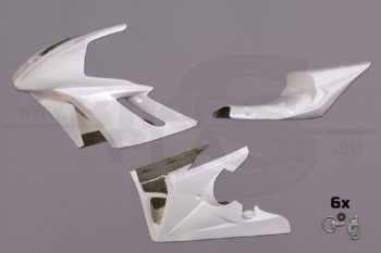 Triumph 675 2009-2012 Racing Fairings