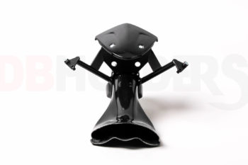 Aprilia RS 660 2021 - Fairing Bracket with Air Duct Racing_Solo3